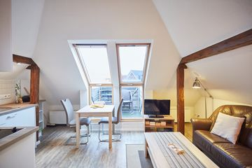 Studio-Appartement - Hus up de D